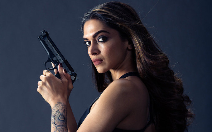 Deepika Padukone as Serena Unger in xXx Return of Xander Cage