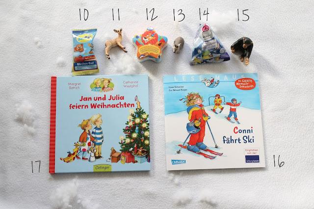 Ideen zur Adventskalender Befüllung für Kinder 24 kleine und große Ideen