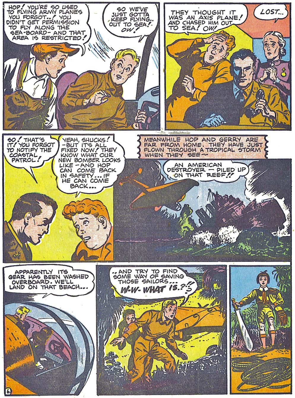 Read online All-American Comics (1939) comic -  Issue #49 - 30