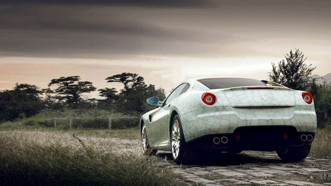Ferrari Car hd wallpaper 8
