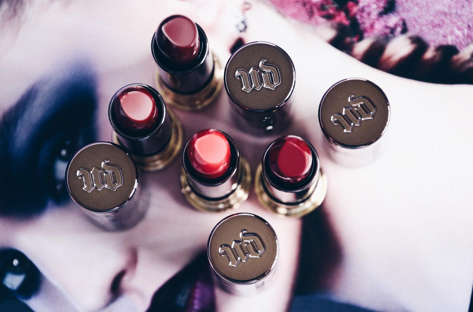 urban decay ud vice lipstick nouveau rouge à lèvres avis tesy swatches