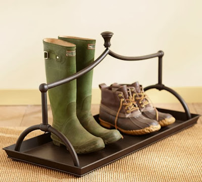 Bostons & Boot Trays | Driven by Decor