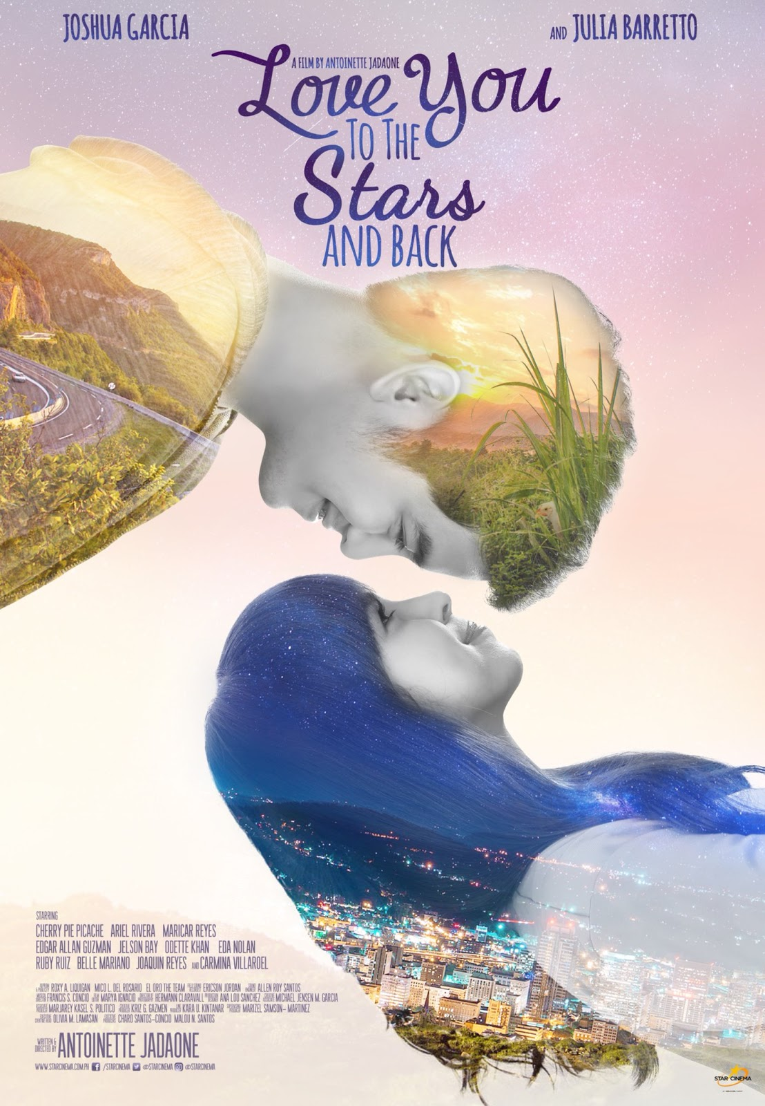 Love You To The Stars And Back movie poster