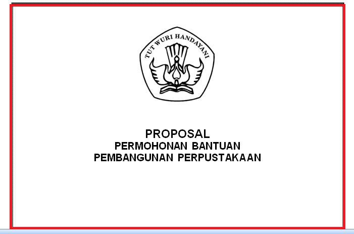 Contoh Proposal Dana Bos Sd Download Contoh Proposal Pengajuan Perpustakaan Tahun 2016 Berkas
