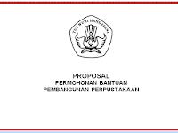 Download Contoh Proposal Pengajuan Perpustakaan Tahun 2016
