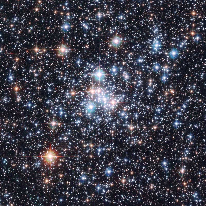 star of a pic from hubble - photo #32