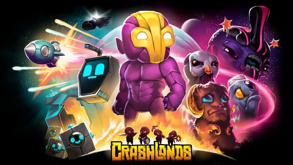 Crashlands FULL APK İndir - androidliyim.com