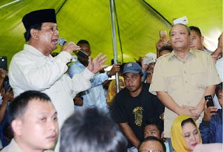 Puluhan Tokoh NTB Akan Silaturahmi Dan Makan Siang Bersama Prabowo Di Kediaman HBK.