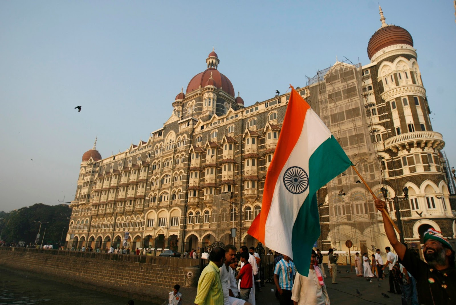 The Taj Mahal Hotel Mumbai Hd Wallpapers Free Download