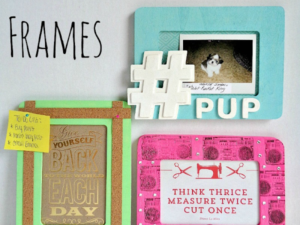 3 Simple Ways To Decorate Wooden Frames on HomeDIT