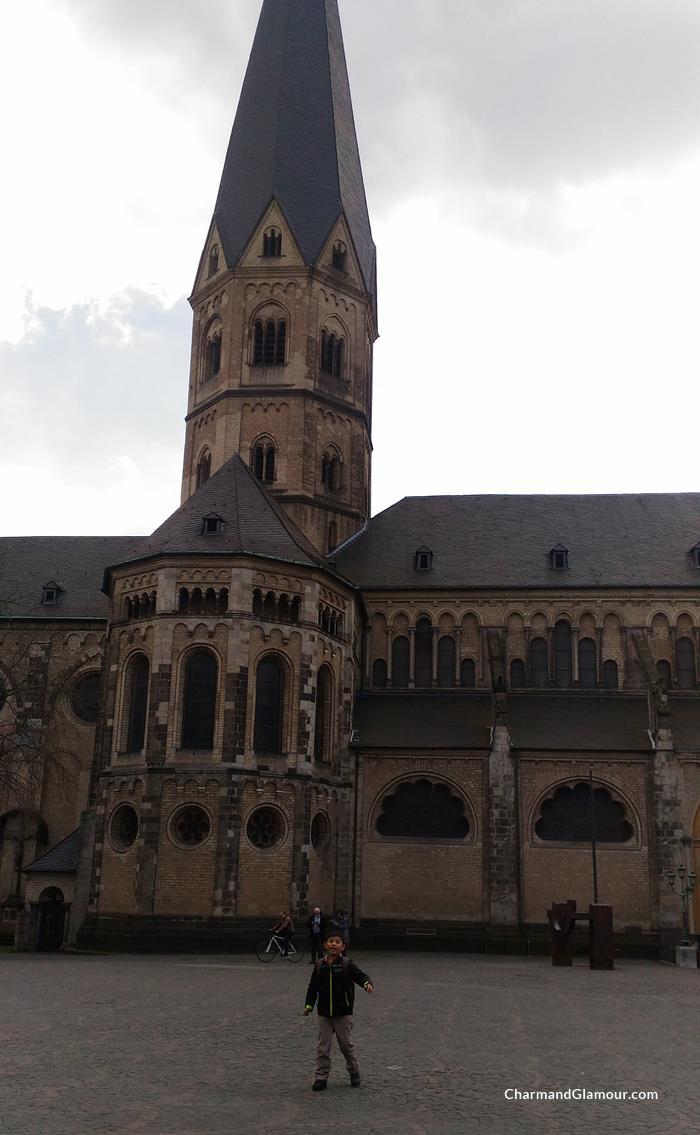 Bonn Münster