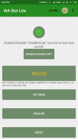 Auto Reply Bot for WhatsApp