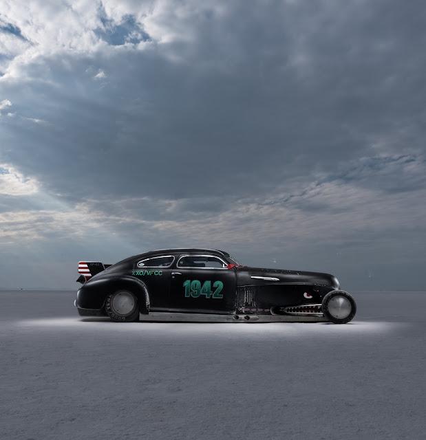 Sharktooth Salt Racer by JimmyBan