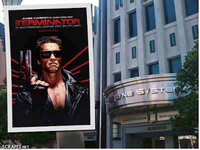 Terminator 3D - Universal Studios
