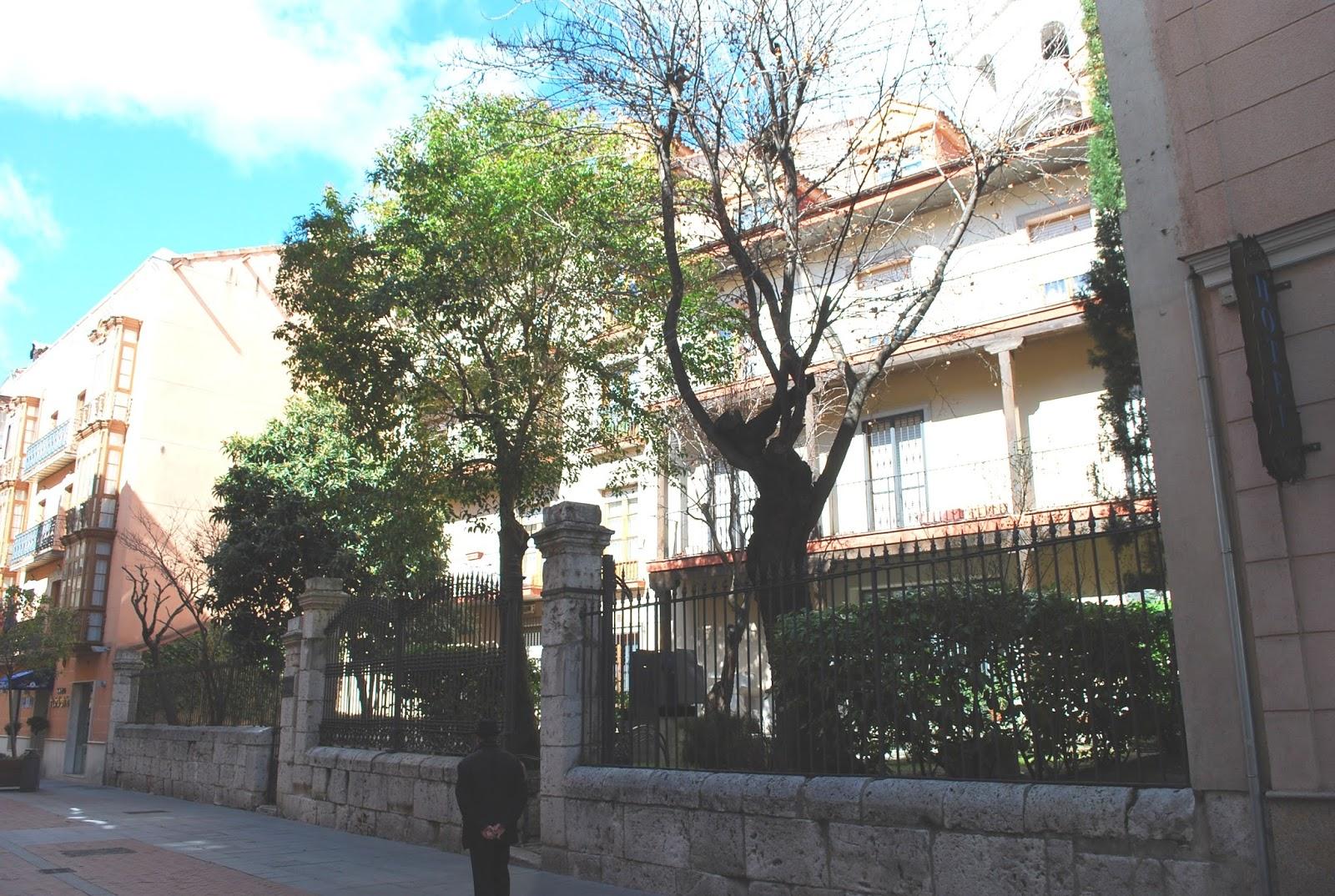 El paseante el jard n de la fundaci n segundo y santiago for Al jardin de la republica acordes
