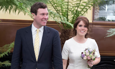 What You Didn't Hear at Princess Eugenie's Wedding, According to a Lip Reader