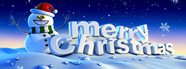 merry christmas photos for facebook