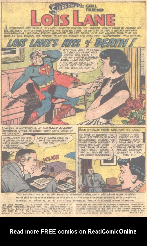 Supermans Girl Friend, Lois Lane _Annual_2 Page 3