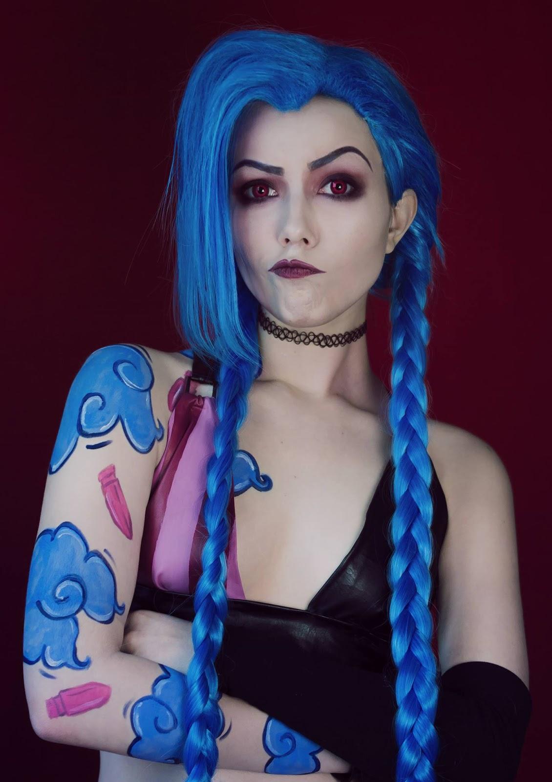 helen stifler sexy jinx cosplay 03