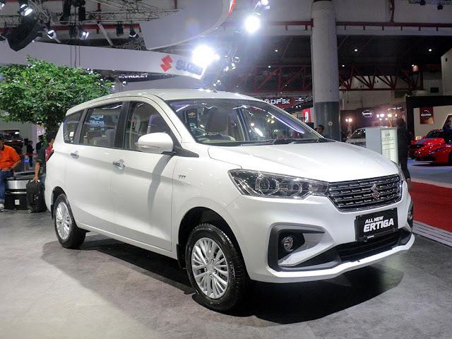 Suzuki All New Ertiga Sport Optimis Jual 300 Unit