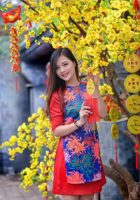 Spring Ao Dai