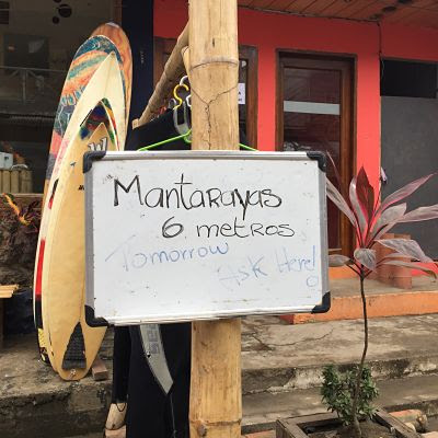 Montañita. Ecuador