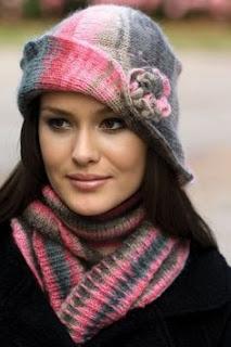 Rengarenk Şapka Ve Boyunluk Modelleri