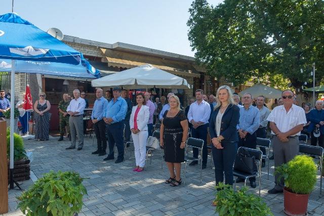 Γιάννενα: Πραγματοποιήθηκαν στο Κεφαλόβρυσο, οι εκδηλώσεις μνήμης για τα θύματα του Ολοκαυτώματος