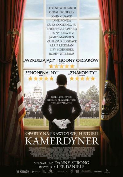 """""""Kamerdyner"""" dramat biograficzny."""