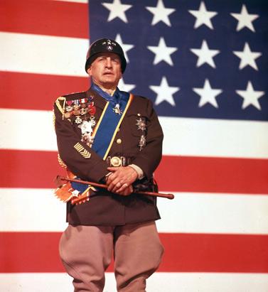 Patton, General George S. Patton