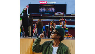 Bruno Mars Confirms Super Bowl 50 Halftime Show Performance