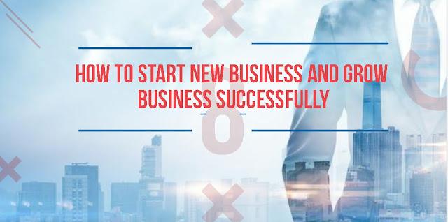 grow business ,start business , become businessman