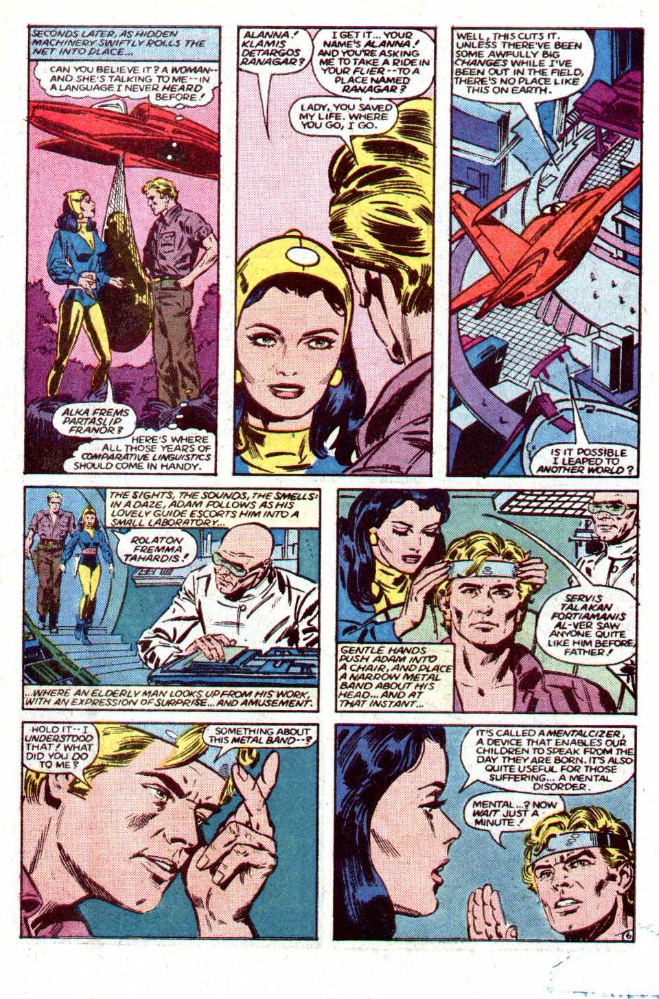 Read online Secret Origins (1986) comic -  Issue #17 - 7