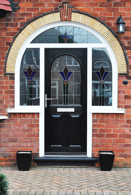 Beautiful House of UPVC Rehau Windows & Composite Doors