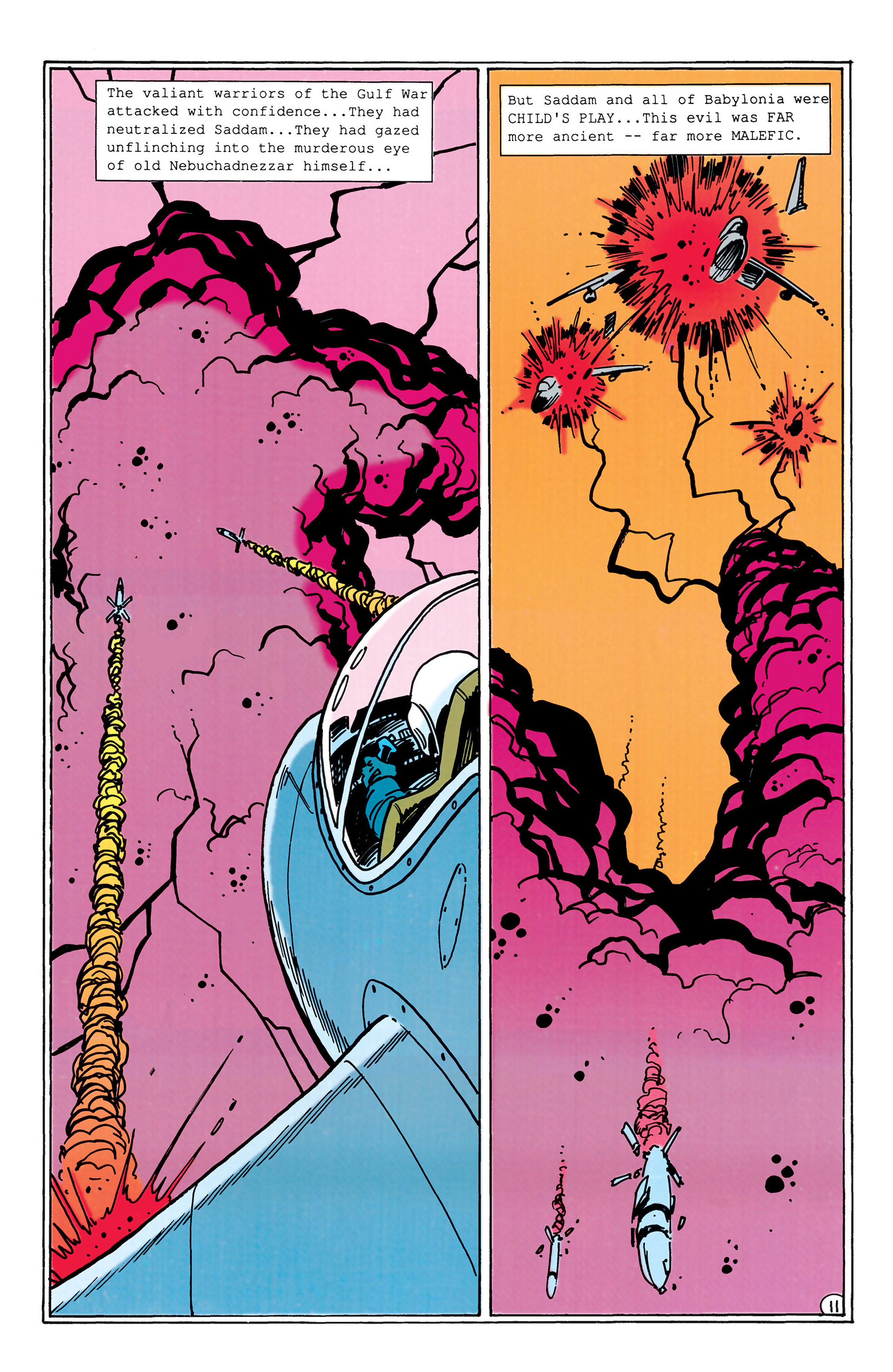 Read online Animal Man (1988) comic -  Issue #50 - 11