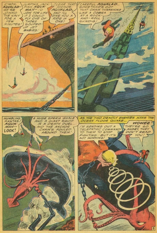 Read online Aquaman (1962) comic -  Issue #28 - 5