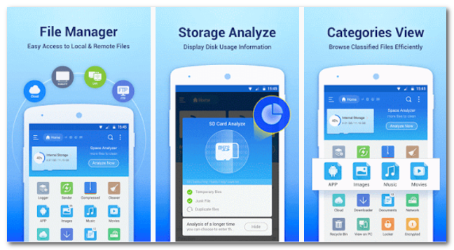 ES File Explorer Pro Apk - Andro Ricky