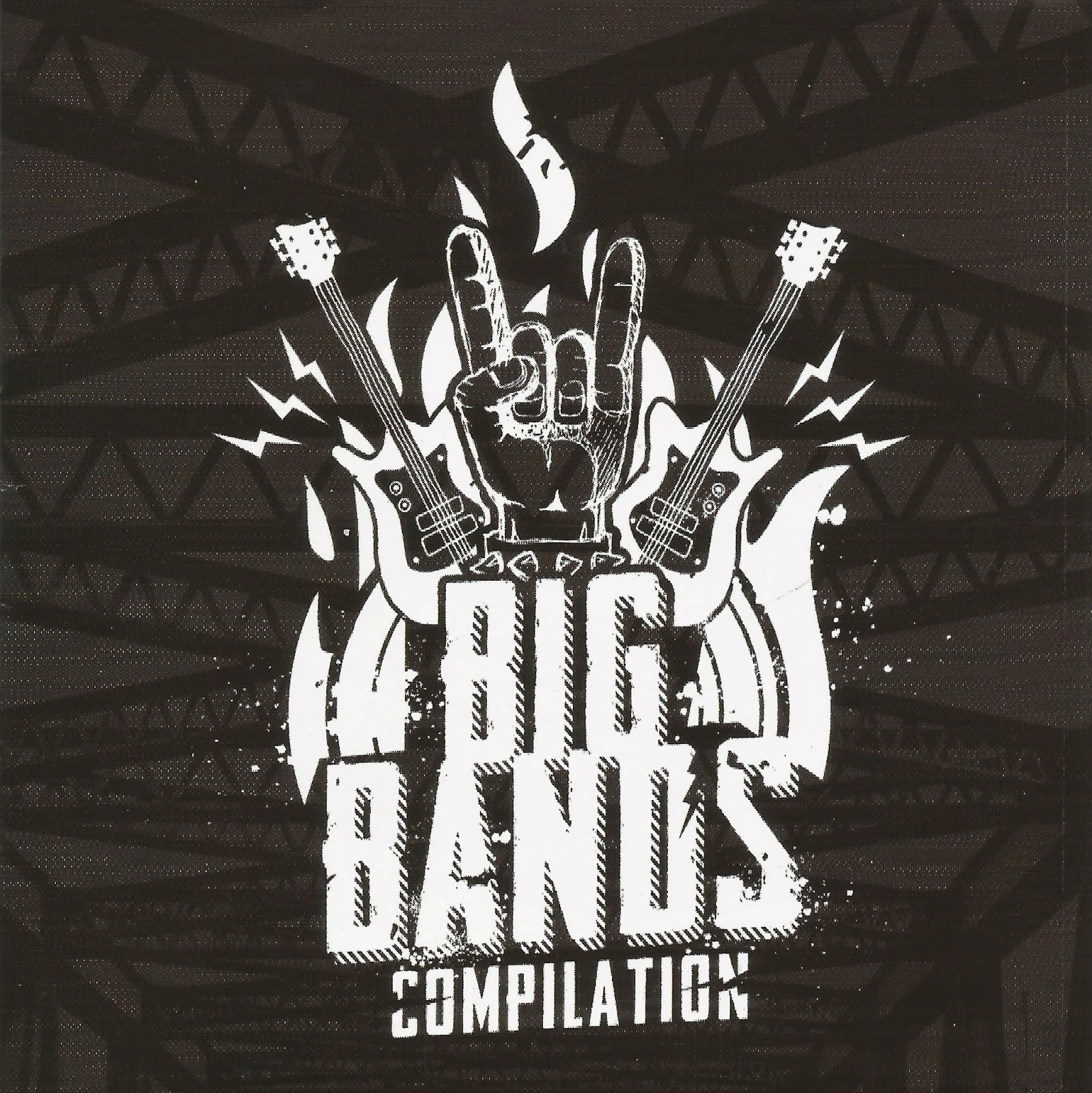 "VV.AA . ""Big Bands Compilation"" CD (2019)"