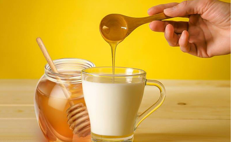 Want Glowing Skin? Try This Milk and Honey Face Mask