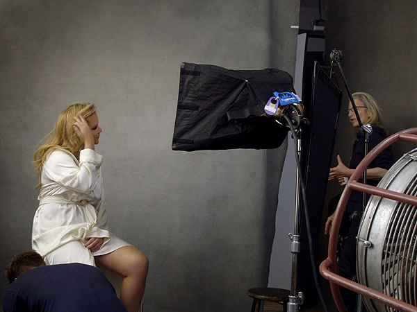Amy Schumer - calendario pirelli 2016