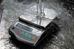 4. CJ Series Waterproof Precision Balance