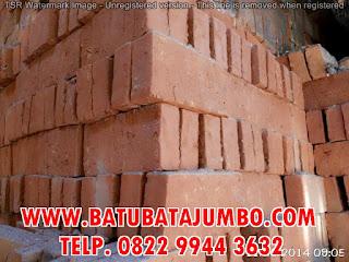 produsen batu bata jumbo berkualitas