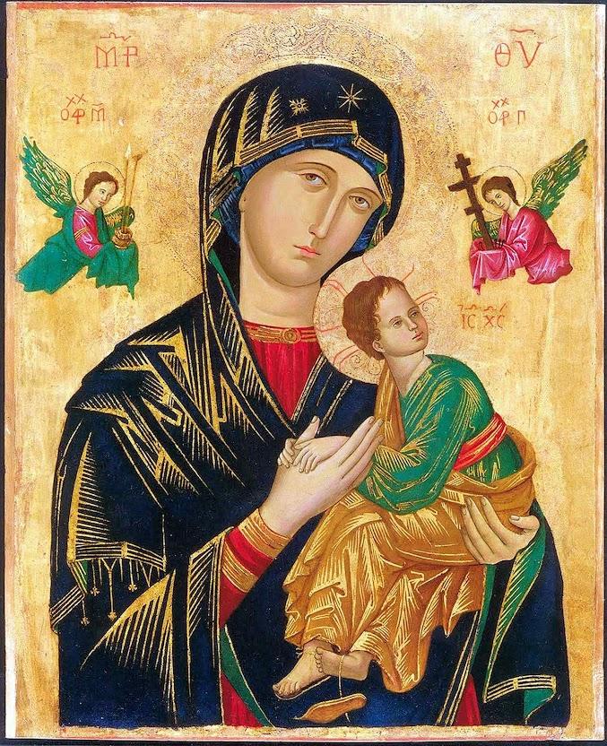 Nossa Senhora do Perpetuo Socorro