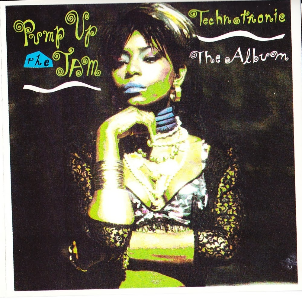 technotronic discography
