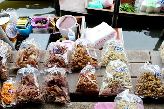 Floating Market Thailand - The Wayfarer