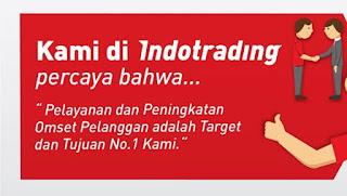 Lowongan Kerja Terbaru 2017 untuk SMP,SMA via Email PT. Indonesia Trading (Indotrading)