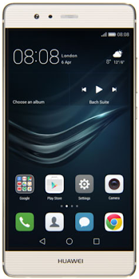 Download Nougat B389 Official For Huawei P9 [Russia/Asia/LatinAmerica]