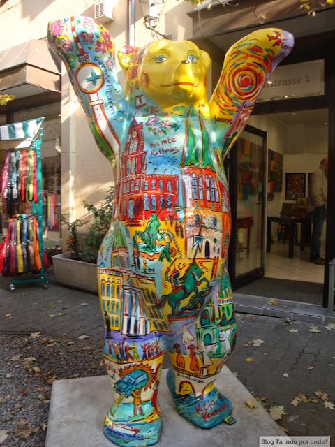 Curiosidades e mistérios de Berlim -  Buddy Bears