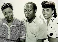 "Ethel Waters, Eddie ""Rochester"" Anderson & Lena Horne"