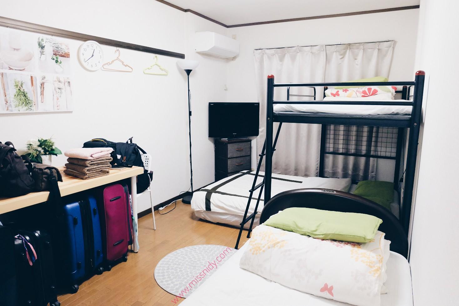 sewa apartemen di tokyo
